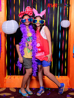 Aakrithi Rajasthani Themed Photobooth